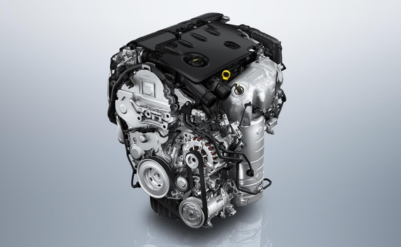 New PEUGEOT 2008 SUV: efficient BlueHDi Euro 6 diesel engines