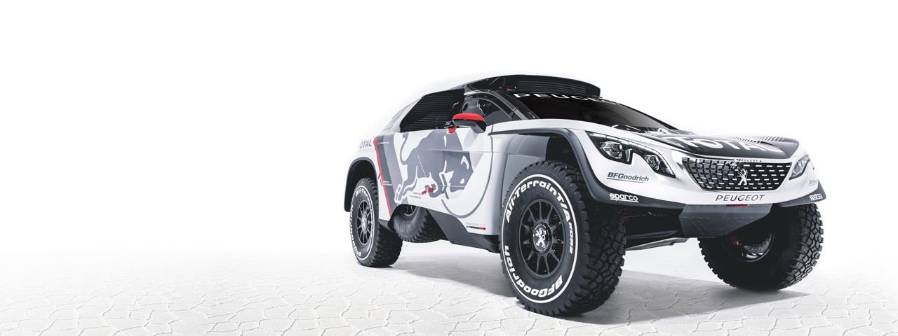 Dealer De Carros >> Peugeot 3008 DKR | Peugeot & Dakar | Peugeot UK