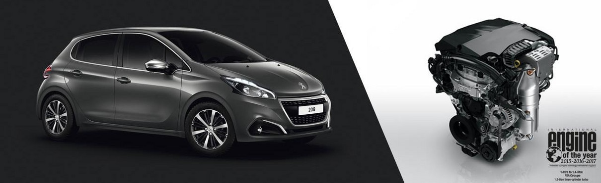Peugeot PureTech engine wins Engine of the Year award