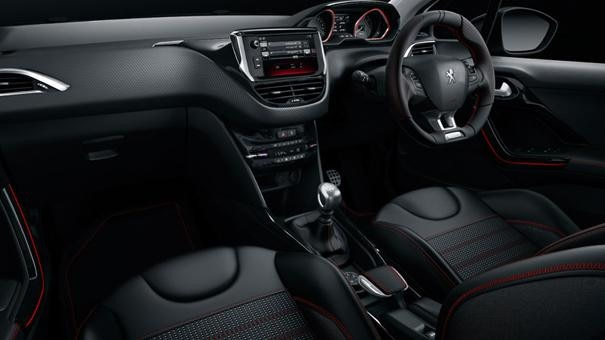 2008 SUV GT Line interior