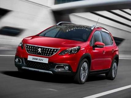 2008 SUV Allure Premium by Peugeot