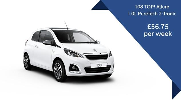 peugeot motbaility semi automatic offer 108 TOP!