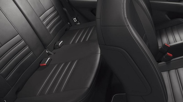 Peugeot 108 Interior Leather Seats
