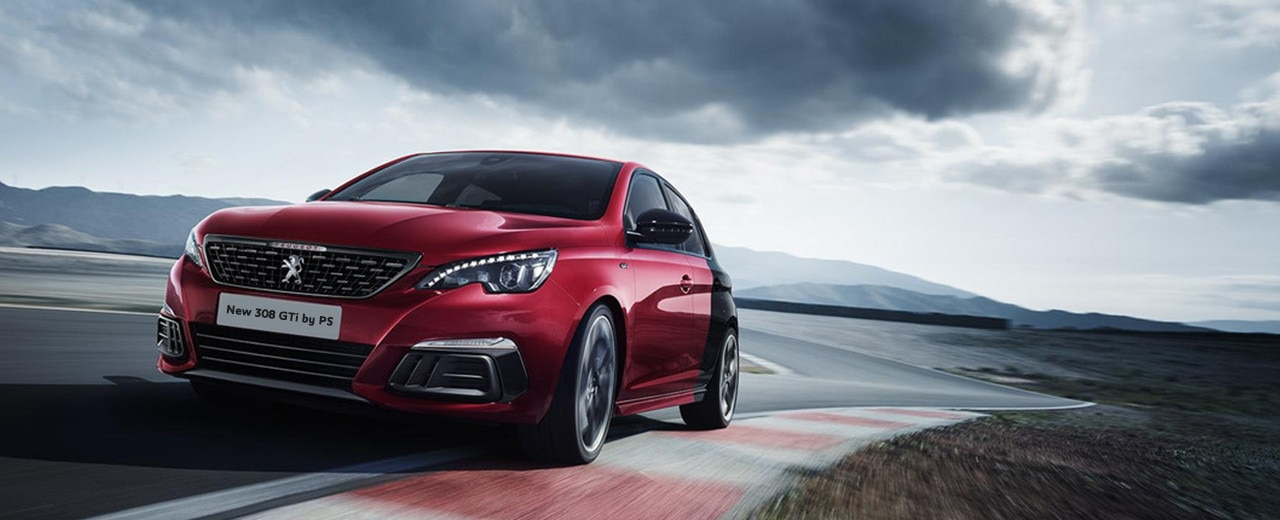 New Peugeot 308 GTi by Peugeot Sport | Discover the compact sports ...