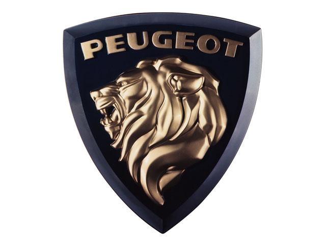 Evolution of Peugeot\'s logo: Peugeot\'s Lions