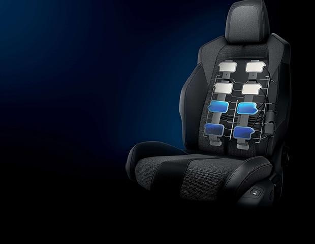 3008 SUV GT Line Premium seats design