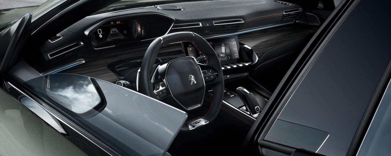 All-new Peugeot 508 SW Interior