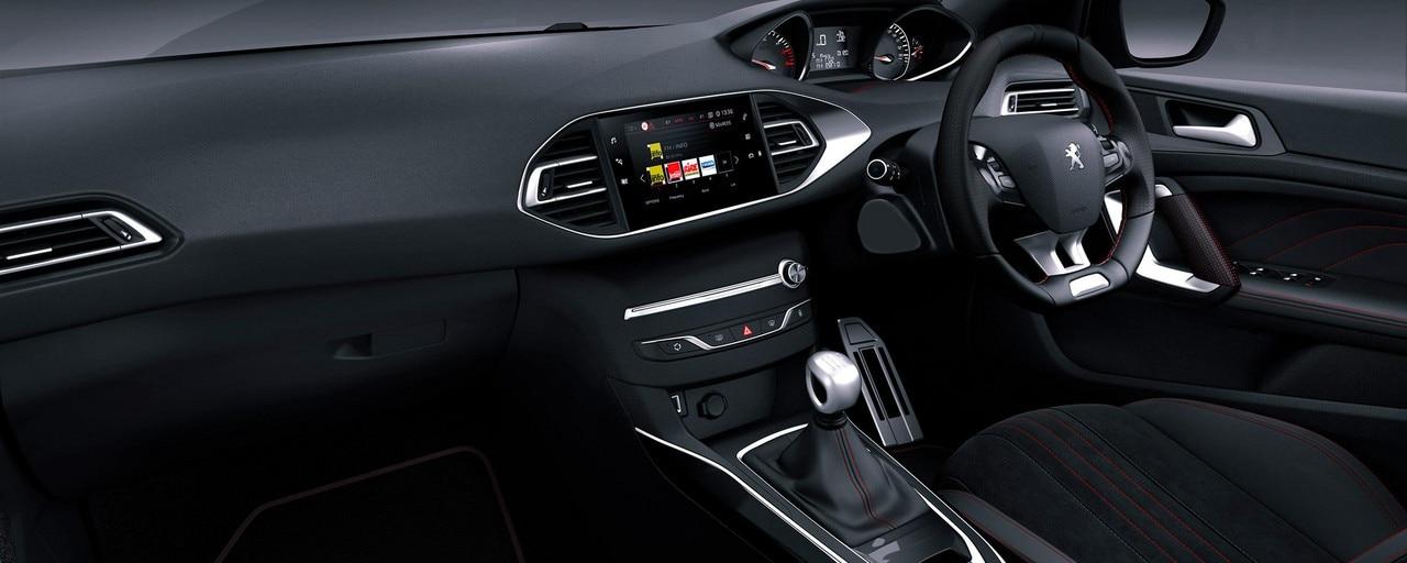 Peugeot 308 GT Line i-cockpit