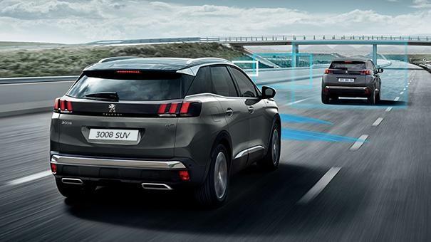 3008 SUV GT Line Premium technology