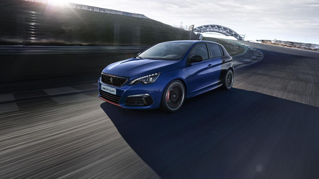 New Peugeot 308 Gti By Peugeot Sport Design Colours And