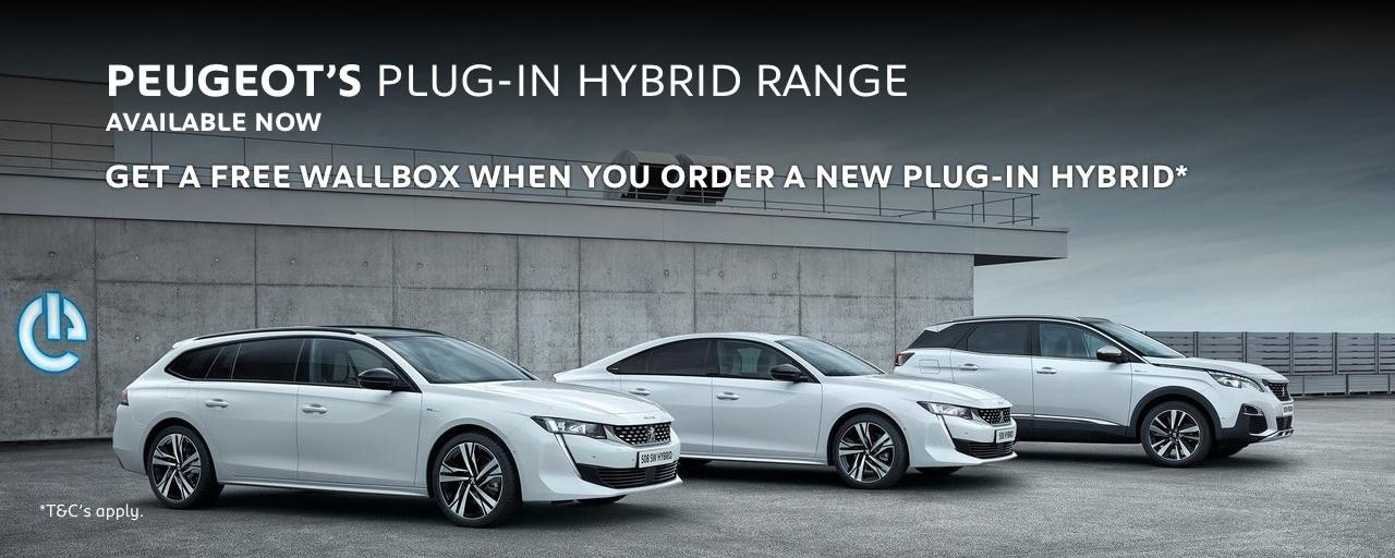 Peugeot-Hybrid-Range-Wallbox-Offer