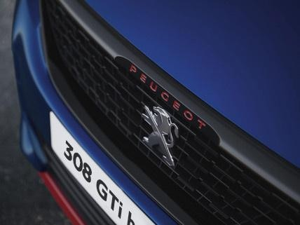 308 GTi by PS front grille