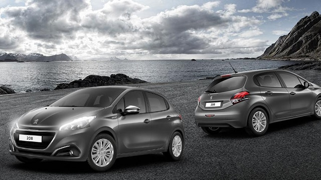 Peugeot 208 - Chic Style