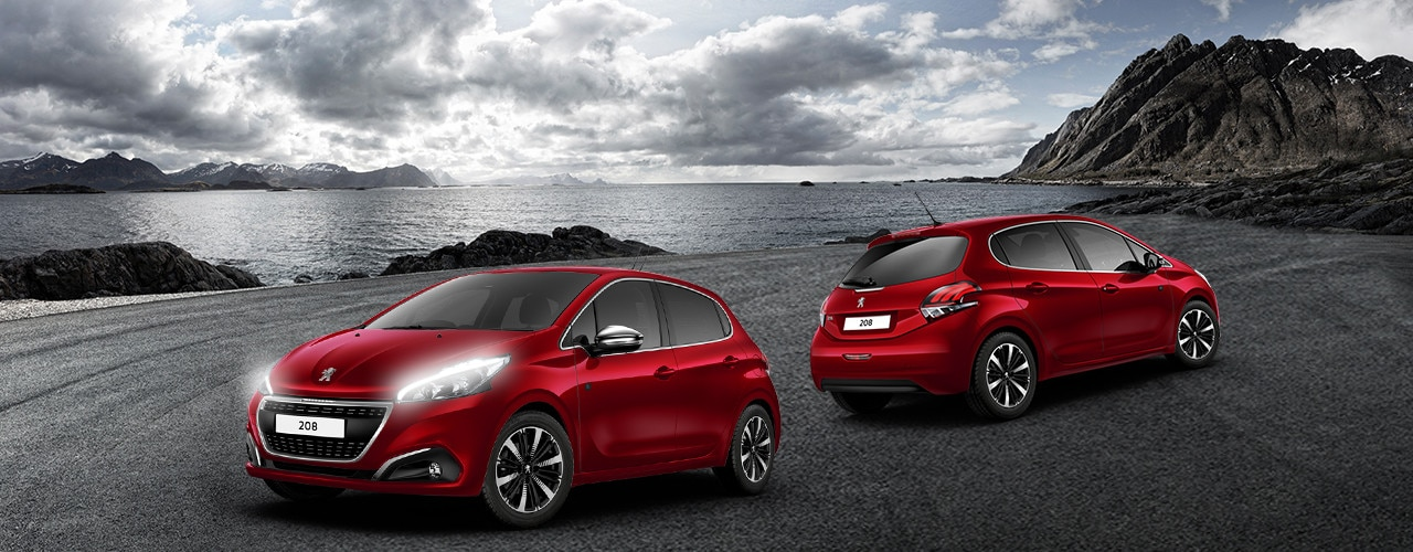 Peugeot 208 - Chic City Car
