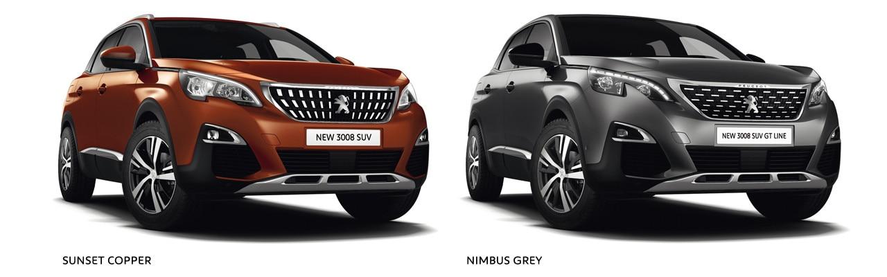 All-new Peugeot 3008 SUV | Style - Peugeot UK