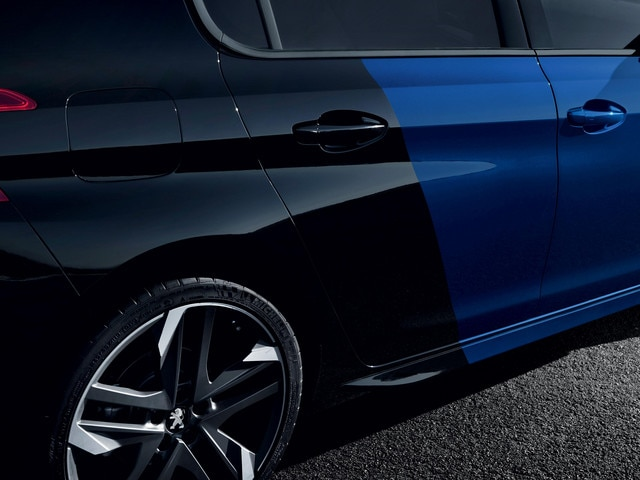 Peugeot 308 GTi by PS 2017 coupe franche