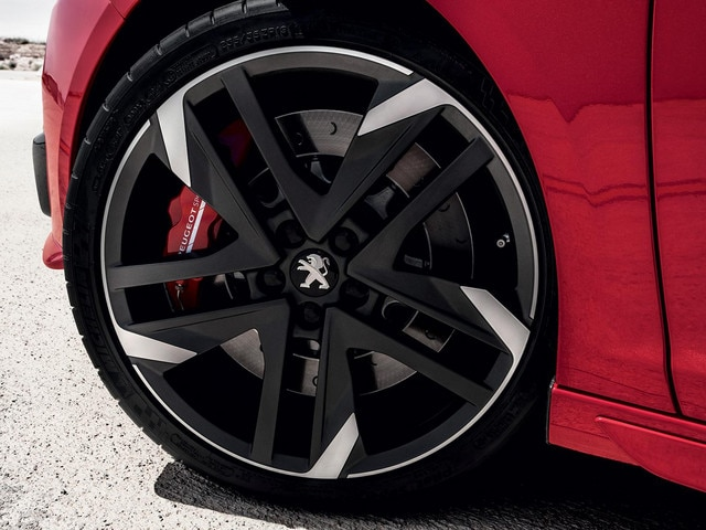 Peugeot 308 GTi by PS 2017 wheel