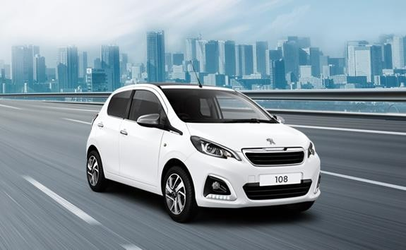 Peugeot 108 TOP! Offers