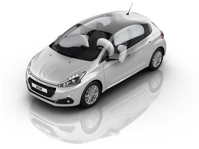 Peugeot 208 GTi airbags