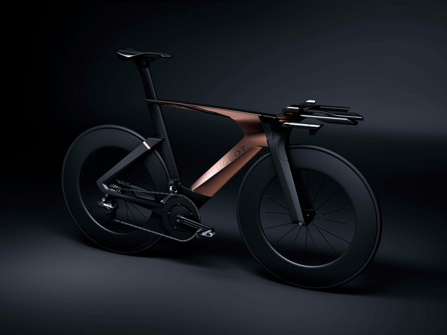 Peugeot Onyx Bike And Scooter Hybrid And Powerful