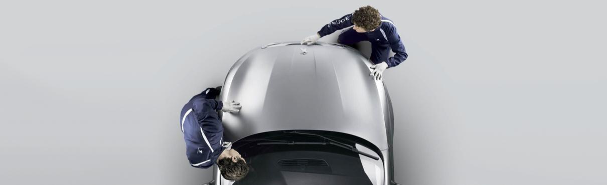 Peugeot Servicing