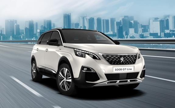Peugeot New 5008 SUV Offers