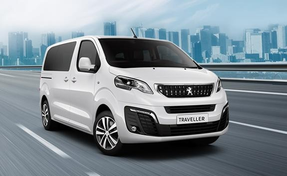 Peugeot Traveller Offers