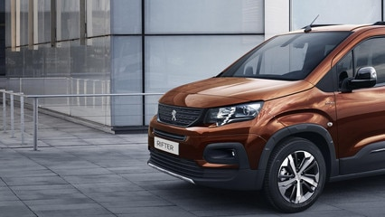 All-new Peugeot Rifter style