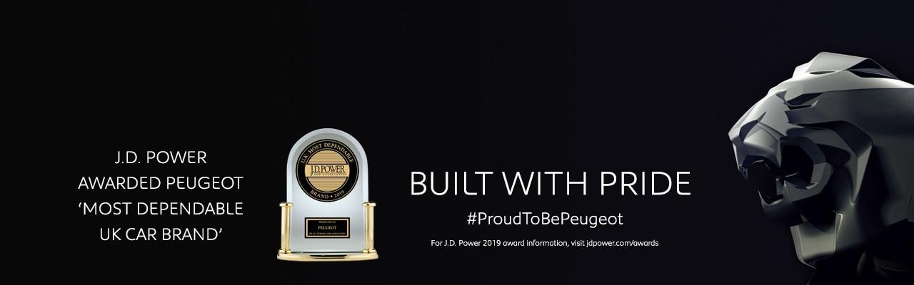 Car Awards | Peugeot Awards | Peugeot UK