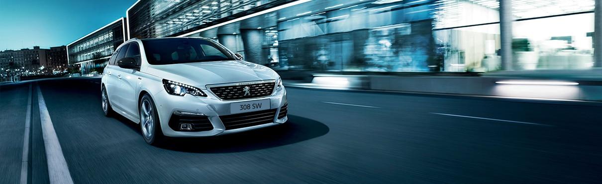 Estate Cars | Economical Estate Cars – Peugeot UK