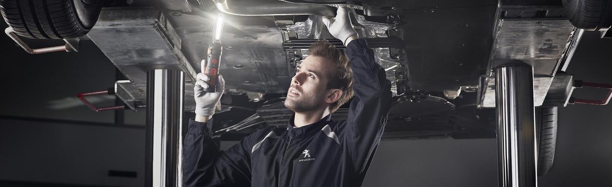 10 most common repairs | Parts & Repair | Peugeot UK