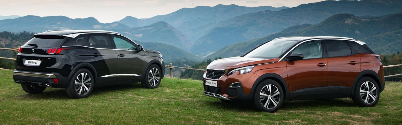 All New Peugeot Suv Style Peugeot Uk