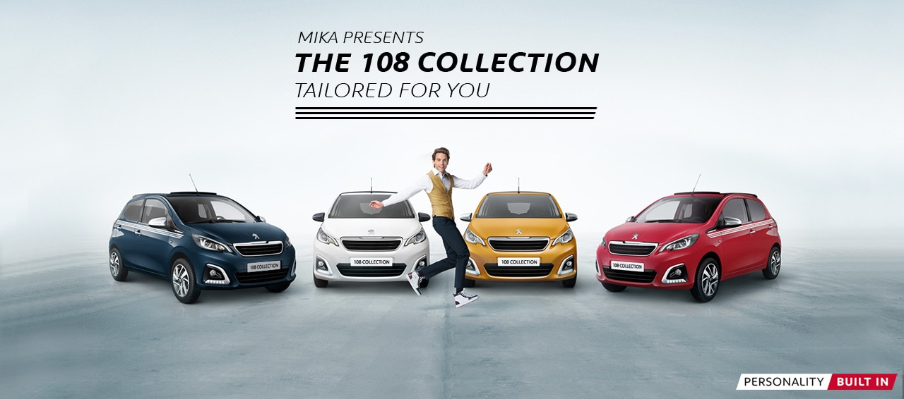 108 collection homepage banner