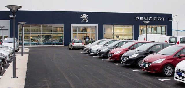 Peugeot Used Car - Peugeot UK