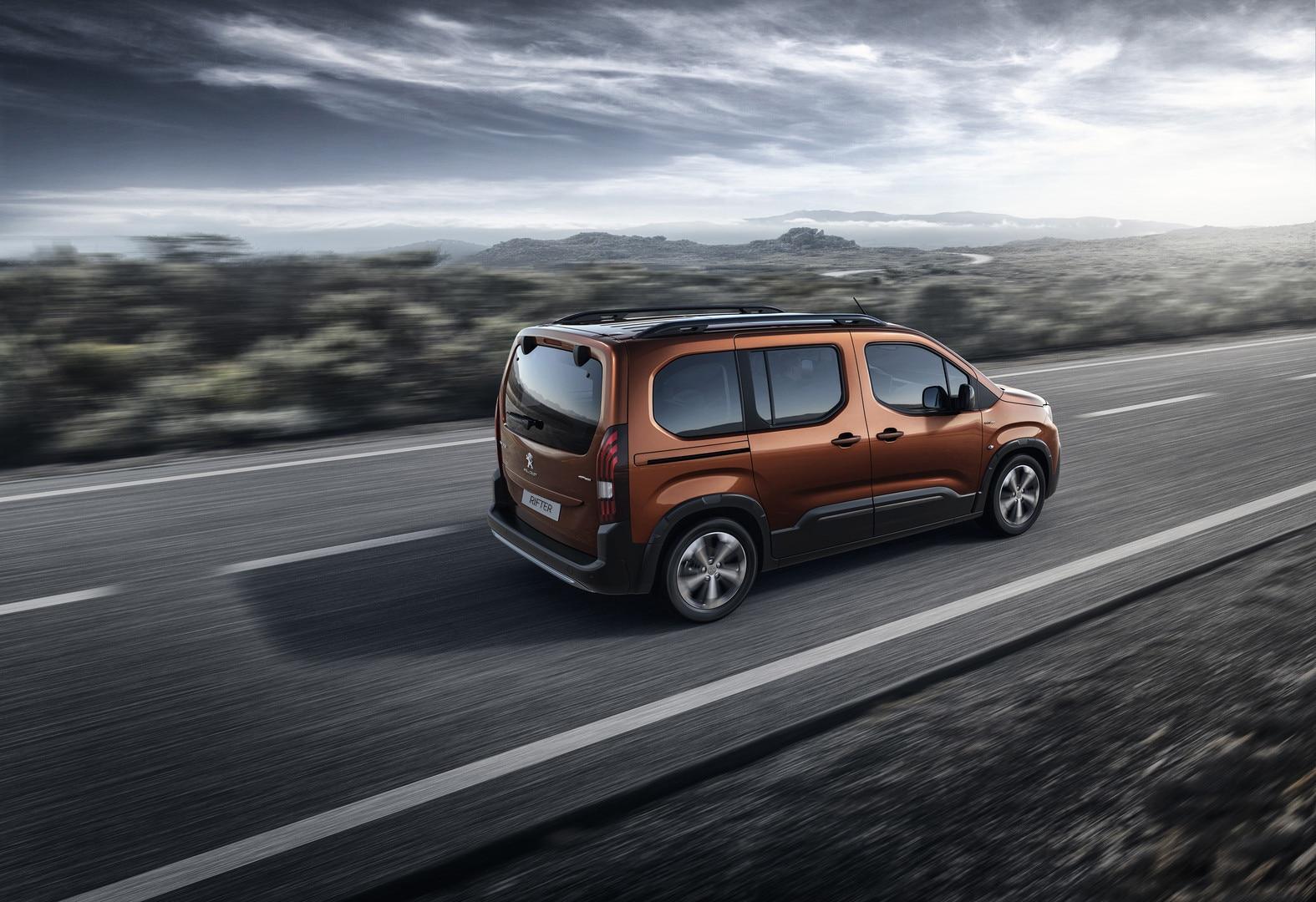 Peugeot, partner, tepee: Дизайн, фото