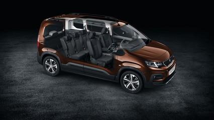 8 Seater Suv >> Peugeot Rifter   Peugeot 7 Seater MPV - Peugeot UK
