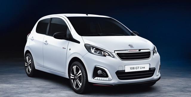 Peugeot Keyless System >> Peugeot 108 | Hatchback - Peugeot UK