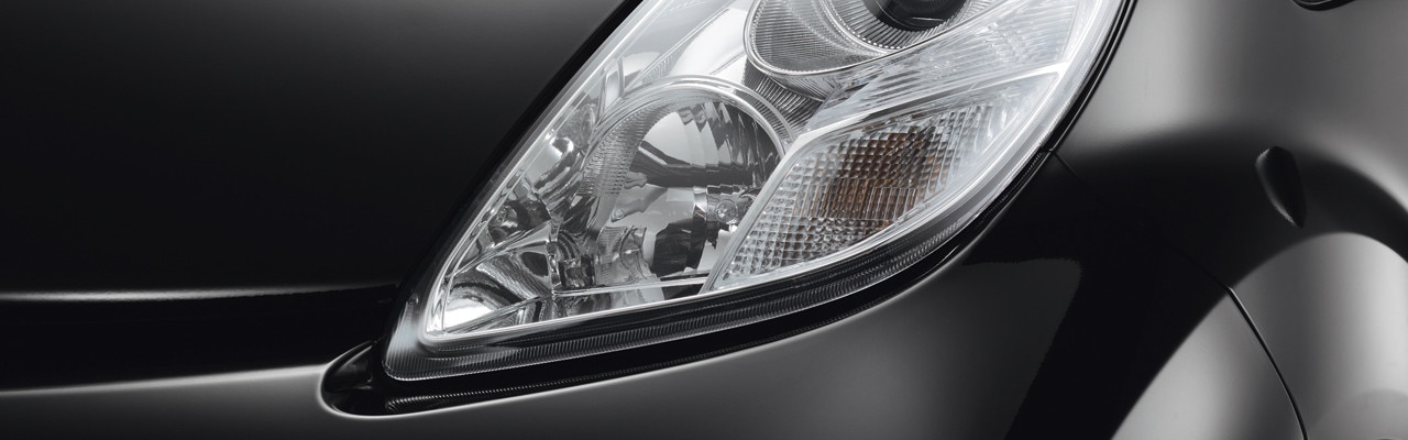 Peugeot iOn automatic lights