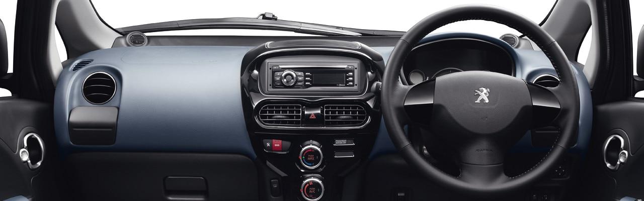 Peugeot iOn - Electric Car - Peugeot UK