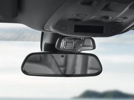Peugeot Traveller rear view mirror