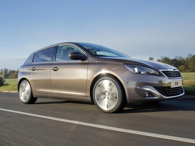 Peugeot 308 best company car