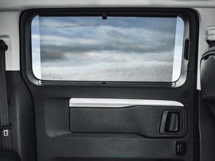 Peugeot Traveller window blind