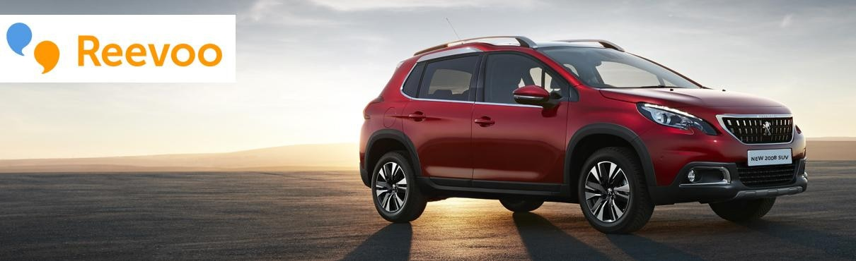 Peugeot 2008 SUV reviews