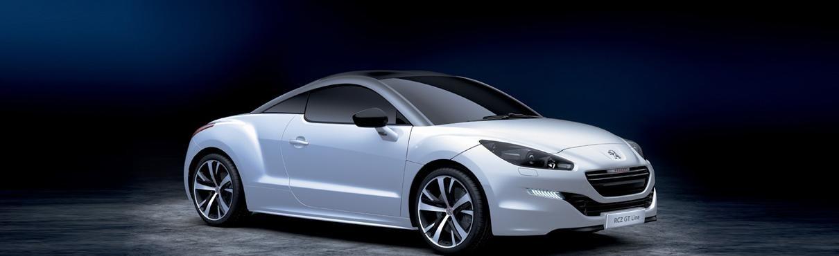 Peugeot RCZ best used sports car