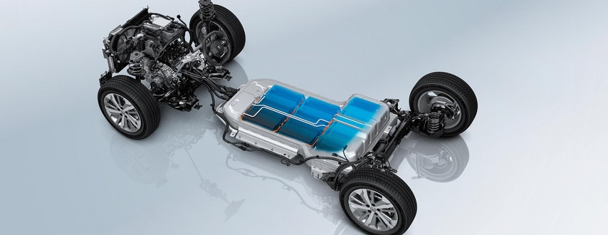 NEW PEUGEOT e-RIFTER – battery with a capacity of 50 kWh