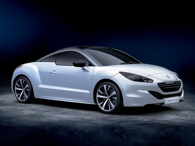 The Peugeot RCZ best used sports car