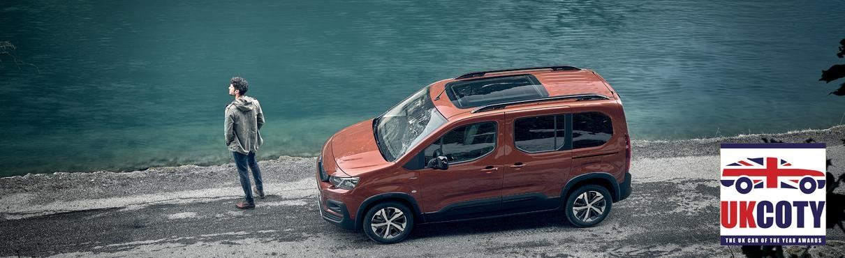 Peugeot Rifter named best MPV