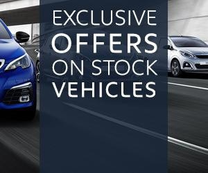 Stock vehicles offer