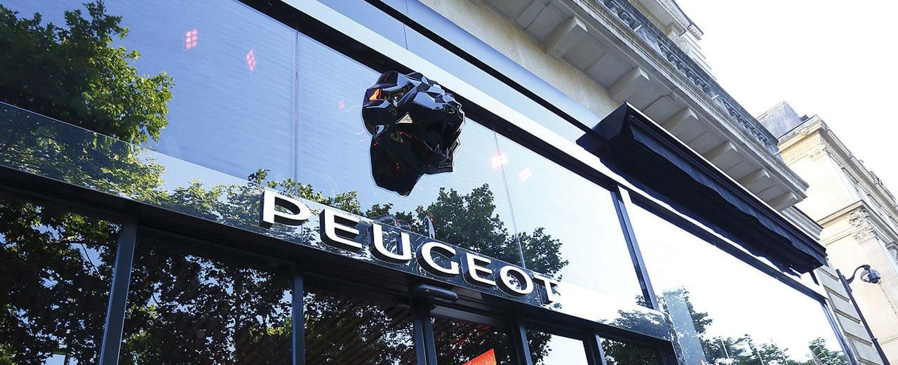 peugeot avenue paris