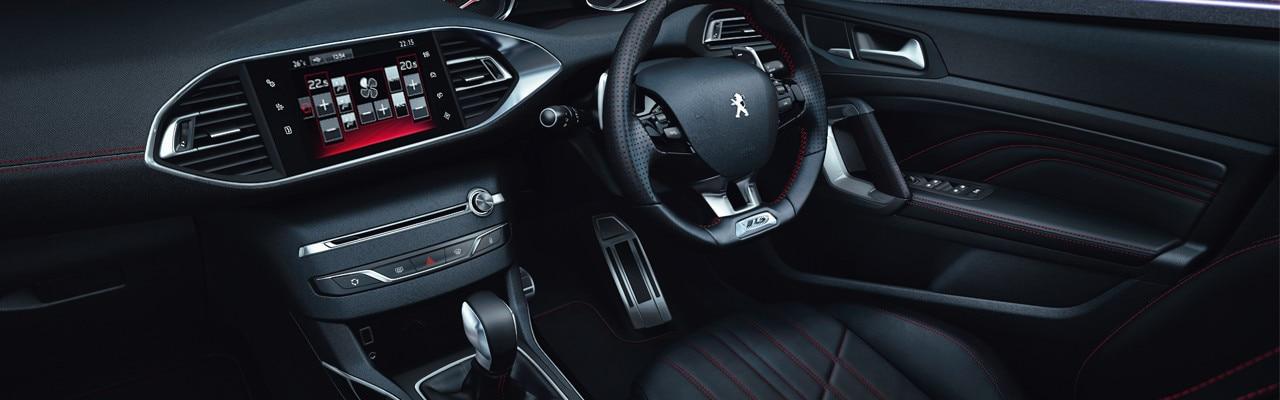 Peugeot 308 GT icockpit